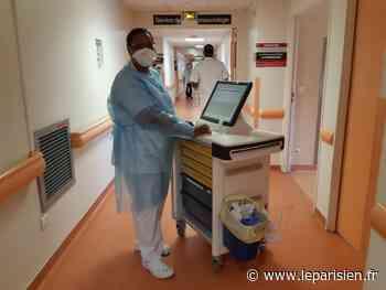 Hôpital de Montfermeil : en pneumologie, on s'inquiète d'une «reprise de l'épidémie» avec le déconfinement - Le Parisien