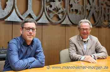 Markus Dorn ist neuer Stadtbaumeister im Schriesheimer Rathaus - Schriesheim - Nachrichten und Informationen - Mannheimer Morgen