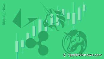 Price Analysis Today: Ripple (XRP), Loopring (LRC), Uniswap (UNI), 1inch (1INCH) - Ripple Coin News