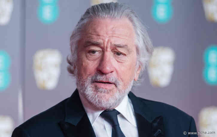 Robert De Niro injured while filming Martin Scorsese's 'Killers of the Flower Moon'