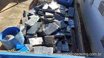 PRF apreende 1,8 tonelada de maconha em Bom Despacho - Jornal Cidade