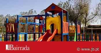 Parques infantis reabertos em Oliveira do Bairro – Jornal da Bairrada - Jornal da Bairrada