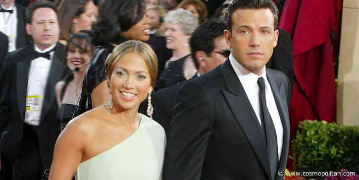 """Jennifer Lopez Is Reportedly """"Open"""" to Getting Back Together With Ben Affleck - Cosmopolitan"""