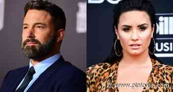 Ben Affleck, Demi Lovato & More: Celebs who tried to right swipe their way into love through dating apps - PINKVILLA