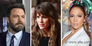 Jennifer Garner Reportedly Has No Interest in 'Dealing' With Ex Ben Affleck's Jennifer Lopez Romance - ELLE.com