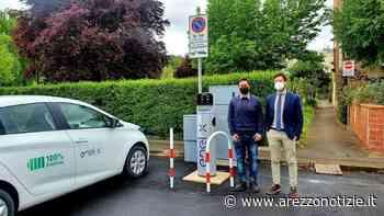 16 punti per la mobilità sostenibile a San Giovanni Valdarno: ecco le infrastrutture di ricarica per veicoli elettrici - Arezzo Notizie