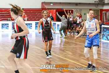 A2 QF G1 - San Giovanni Valdarno fa subito la voce grossa e stende Nico Basket - Basketinside