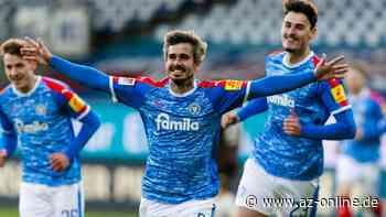 Werder Bremen-Ex Fin Bartels ballert Holstein Kiel (fast) zum Aufstieg! - az-online.de