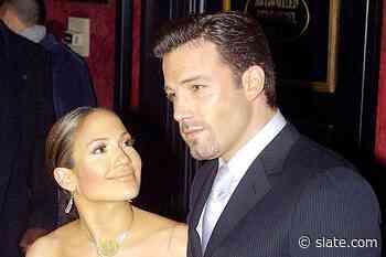 What Everyone Forgot About Ben Affleck and Jennifer Lopez - Slate