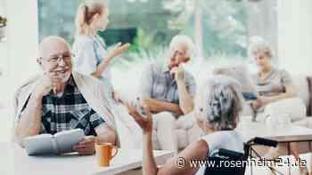 In Würde altern - Wo sind Rosenheims beste Altenheime?