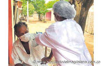 Avanza con éxito vacunación contra el Covid-19 en Zapayán - Hoy Diario del Magdalena