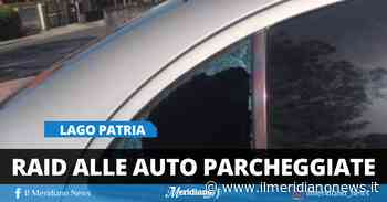 Giugliano, raid alle auto in sosta: a Lago Patria scatta l'allarme - Il Meridiano News