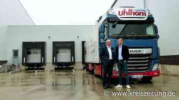 Uhlhorn Logistik ist Unternehmen des Jahres - kreiszeitung.de