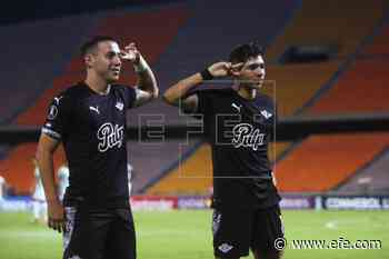 1-0. Libertad vence por la mínima a Newell's Old Boys y recupera el liderato - EFE - Noticias