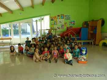 PEZENAS - La traditionnelle kermesse à l'école maternelle Robert Desnos - Hérault Tribune - Hérault-Tribune