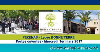 PEZENAS - Lycée BONNE TERRE : Portes ouvertes - Mercredi 1er mars 2017 - Hérault Tribune - Hérault-Tribune