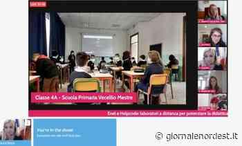 Scuola/Alla Vecelio di Mestre il progetto nazionale sui laboratori a distanza e la socializzazione - Giornale Nord Est