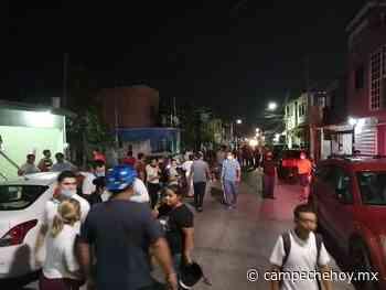Priístas enviados por Óscar Rosas agreden a morenistas con machetes - Campeche HOY