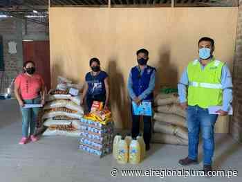 Sechura: Miski Mayo inicia entrega de alimentos a vasos de leche en Parachique - El Regional