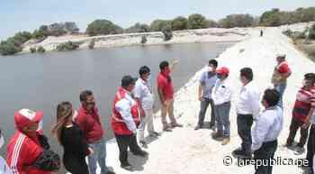 Municipalidad de Sechura recibe combustible para trabajos en represa El Cuy LRND - LaRepública.pe