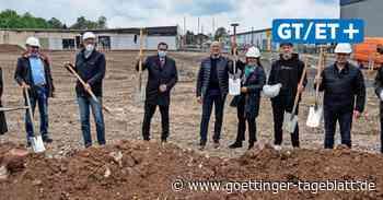 Der Bau des Edeka-Markts in Bovenden beginnt - Göttinger Tageblatt