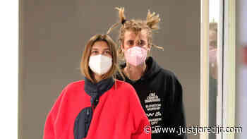 Justin Bieber Goes for Sushi Dinner Date with Wife Hailey!