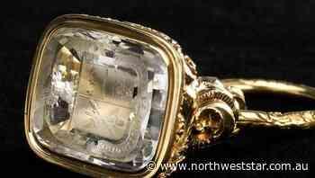 Rare 19th century Sydney gold seal stolen - The North West Star