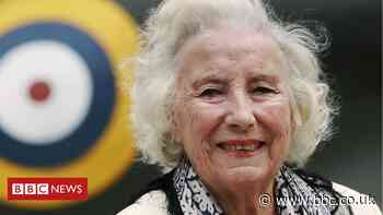 Dame Vera Lynn: White Cliffs memorial gets government backing