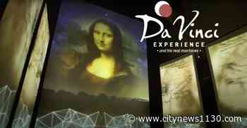 'The Da Vinci Experience' to open at Tsawwassen Mills in June - News 1130