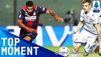 Junior Messias seals victory for Crotone! . Crotone 2-1 Hellas Verona . Top Moment - calcioWEBpuglia