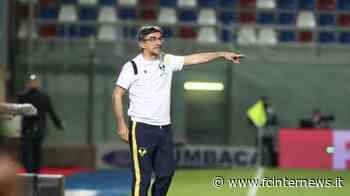 """Juric bacchetta l'Hellas Verona: """"Anche contro l'Inter abbiamo fatto una bella partita, ma siamo... - Fcinternews.it"""