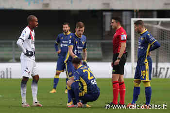 Crotone-Verona, all'andata il signor Massimi portò bene - Calcio Hellas