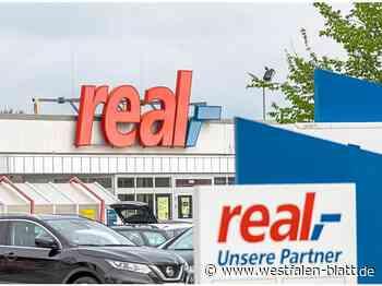 Immobilien-Fachmann sieht gute Chancen für adäquaten Nachfolger am Standort Brakel: Real: Gespräche mit Interessenten laufen - Brakel - Westfalen-Blatt