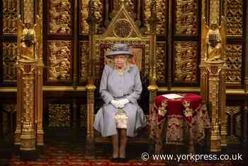 """Queen's Speech: """"Government let older people down again"""""""