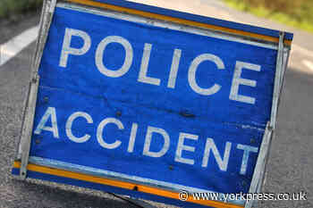 Accident in residential street - Whitewall, Norton