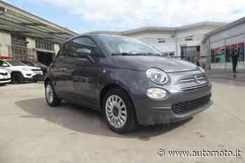 Vendo Fiat 500 Cabrio 1.2 Dualogic Lounge nuova a Romano di Lombardia, Bergamo (codice 9068723) - Automoto.it