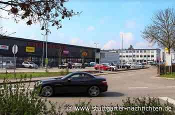 Umbaupläne in Filderstadt-Bernhausen - Am Verkehrsknoten soll es bald rund gehen - Stuttgarter Nachrichten