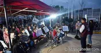 Consolidaremos Guadalupe: Chávez Padilla - NTR Zacatecas .com