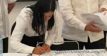 Presenta Guadalupe Guerrero propuestas de campaña - Noticias en Puerto Vallarta - Tribuna de la Bahía