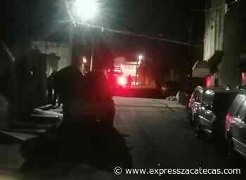 Matan a uno y hieren a otro a balazos en Guadalupe - Express Zacatecas