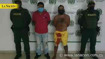 Riña en Guadalupe dejó dos detenidos y tres heridos • La Nación - La Nación.com.co