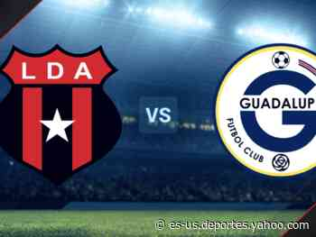 Alajuelense vs. Guadalupe VER EN VIVO por la Liga Promerica: hora, TV y streaming - Yahoo Deportes