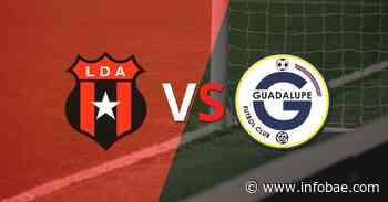 Alajuelense enfrenta a Guadalupe FC buscando seguir en la cima de la tabla - infobae