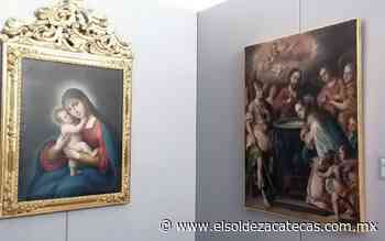 Obras Maestras, exposición temporal en el Museo de Guadalupe - El Sol de Zacatecas