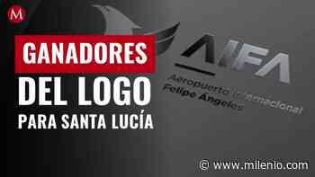 ¿Te gustan? Simón Levy anuncia ganadores de su concurso para logo de Santa Lucía - Milenio