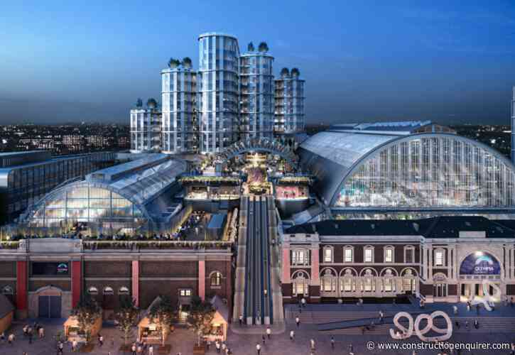 Laing O'Rourke signs £600m London Olympia contract