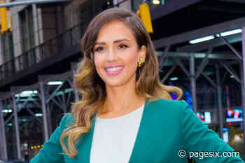 Jessica Alba parties in Miami until 4 a.m. after Honest Company IPO - Page Six