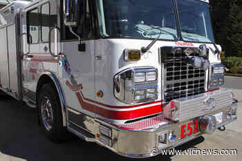 UPDATE: Sooke Road reopens after gas leak at Colwood Corners – Victoria News - Victoria News