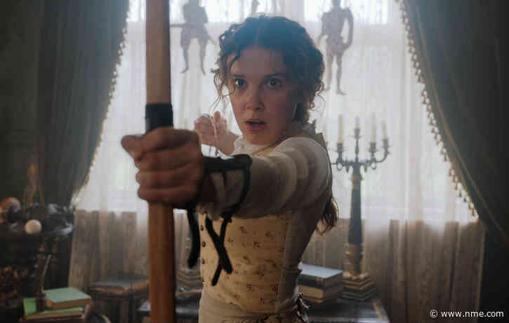 Milly Bobby Brown, Henry Cavill to return for 'Enola Holmes' sequel