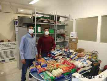 'Campanha Quatis Solidária' recebe doação de 300kgs de alimentos - Diario do Vale